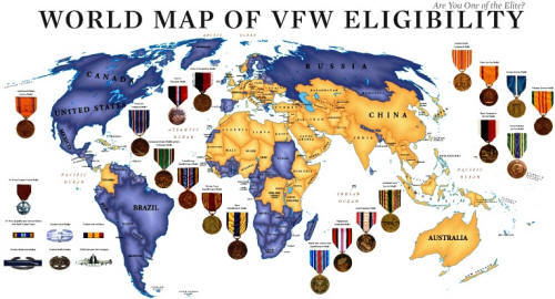 Vfw eligibility