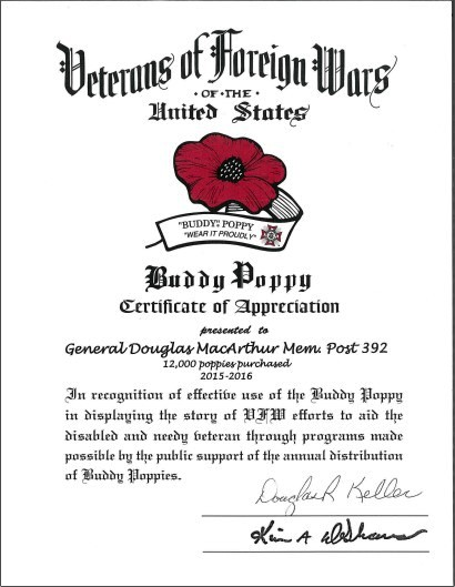 Vfw post 392 in the spotlight yadclub Image collections